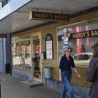 Hardy`s Bager