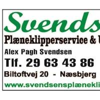 Svendsens Plæneklipperservice & Udlejning